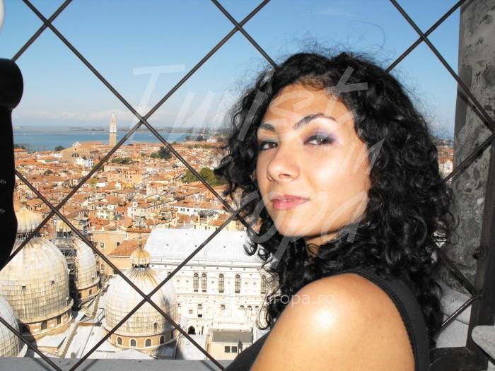 Venetia, Italia - Vedere din Campanilla