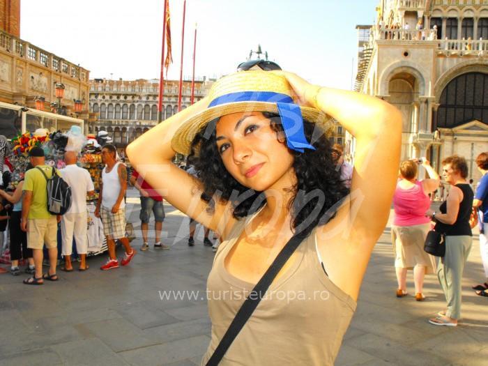 Venetia, Italia - Piata San Marco Venetia