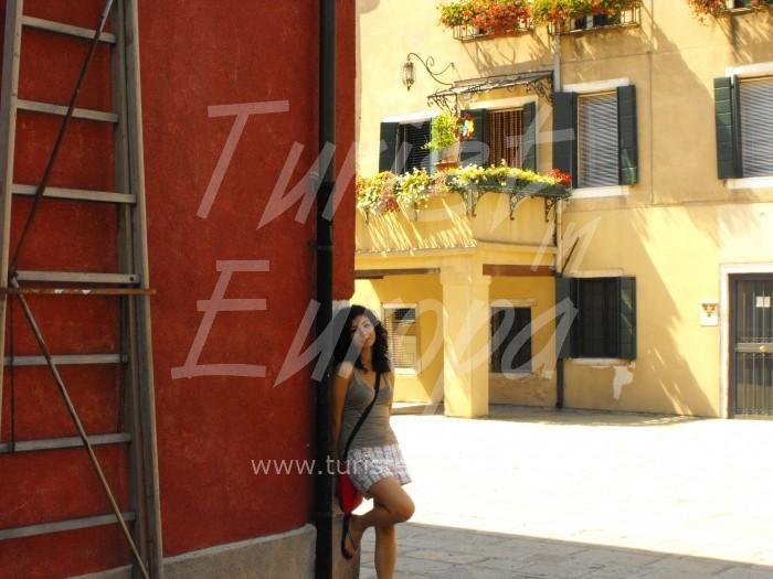 Venetia, Italia - Pe Insula Murano