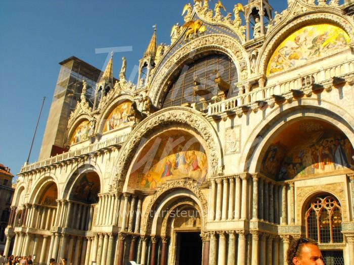 Venetia, Italia - Basilica San Marco