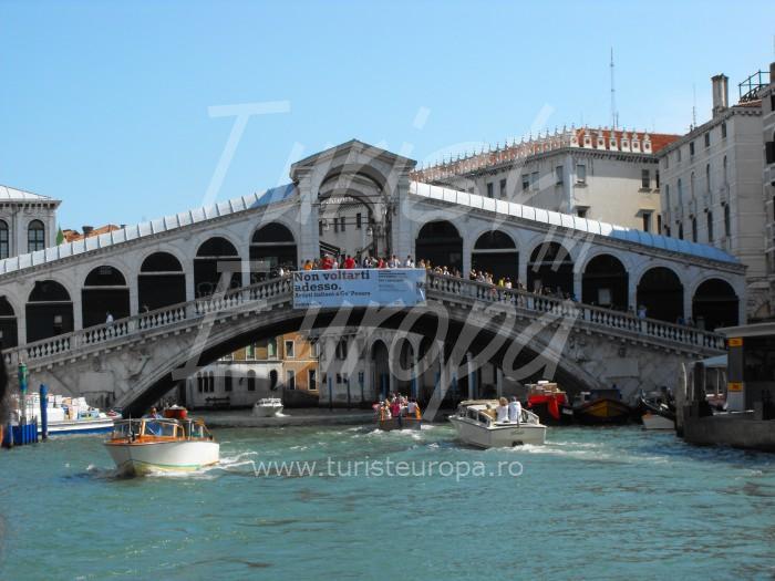 Venetia, Italia - Podul Rialto