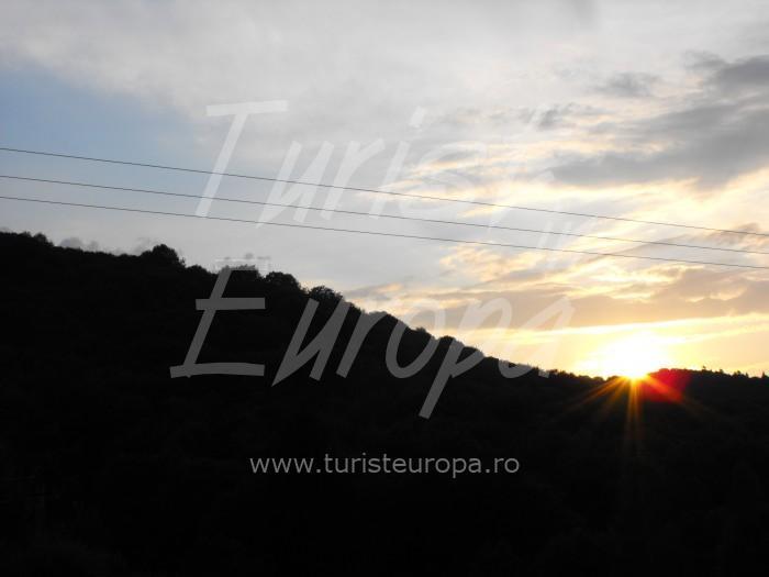 Aproape de Sebes, Romania