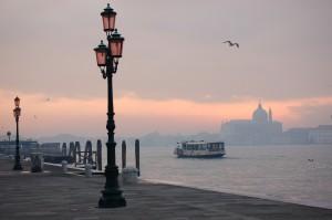 Canalul Giudecca Venetia