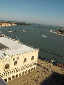 Vedere in Piata San Marco