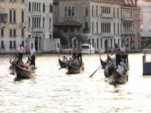 Gondole in Venetia