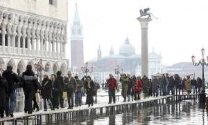 Inundatii Venetia