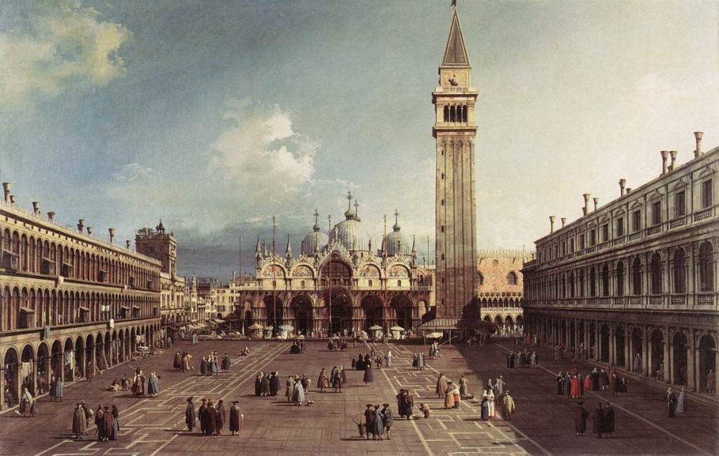 Piata San Marco Pictura