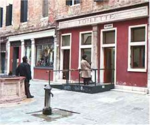 Toalete publice Venetia