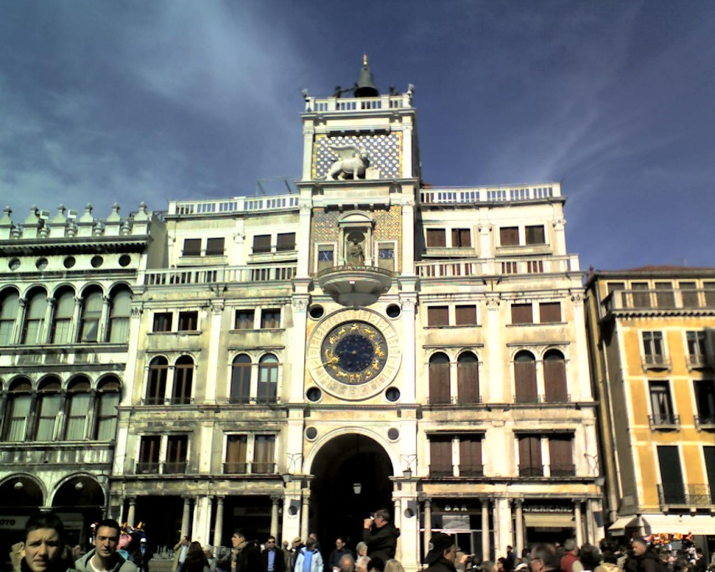 Torre dell Orologio Venetia