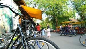 Bicicletele - inchiriere