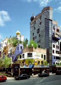 Casa Hundertwasser Viena