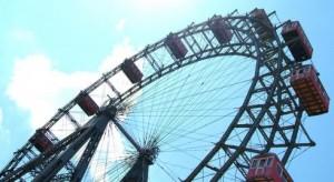 Giant Ferris Wheel Prater Viena