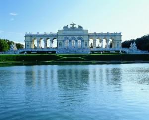 Gloriette Schonbrunn Viena