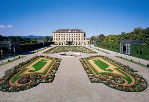 Gradinile Schonbrunn