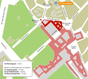 Harta Hofburg
