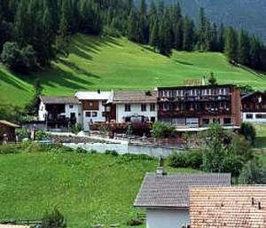 Hotel Sun Ranch Davos