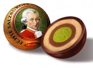 Mozartkugel dulciuri Salzburg