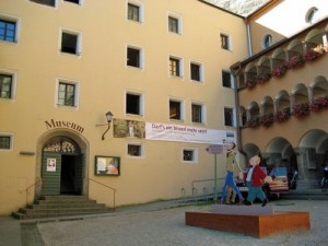 Muzeul jucariilor Salzburg