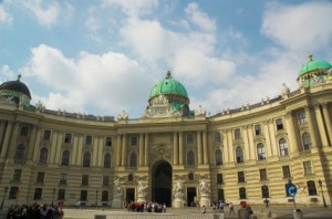 Palatul Imperial Hofburg Viena
