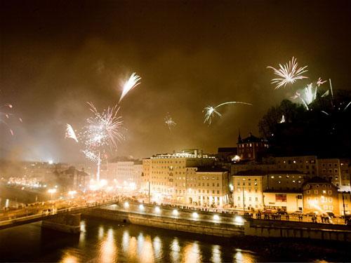 Revelionul la Salzburg 2
