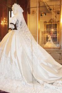 Rochia imparatesei Elisabeta Sisi