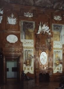 Sala Grotesca Belvedere Palatul de jos