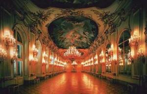 Sala bal Schonbrunn
