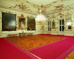 Sala de ceremonii Palatul Schonbrunn