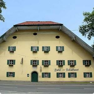 Schlosswirt zu Anif Salzburg