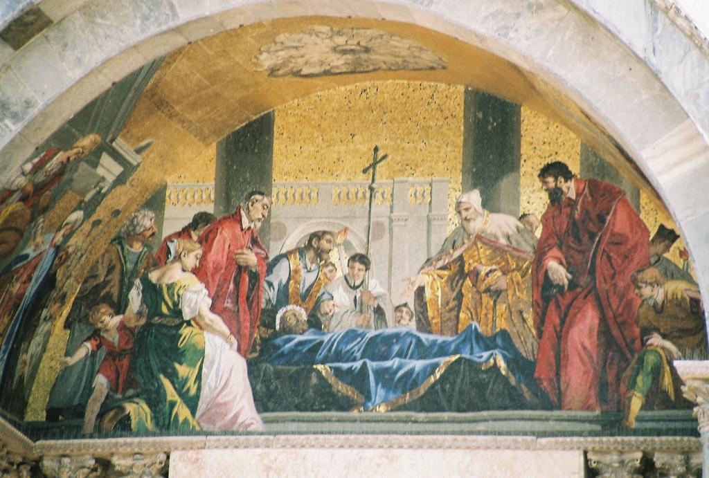 Basilica Sfantul Marcu interior