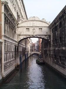 Podul Suspinelor Venetia