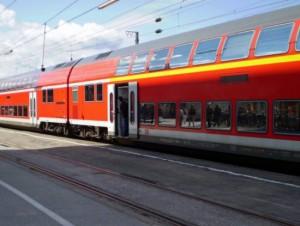 Tren catre Salzburg