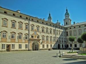 Biserica Sf Petru Salzburg