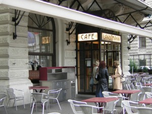 Cafe LandtMan Viena
