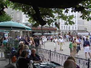 Cafe Salzburg