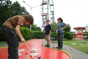 Golf in miniatura Prater