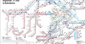 Harta transport Viena si imprejurimi