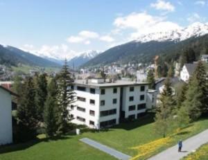 Hotel Alpina Davos Elvetia