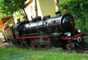 Liliputbahn Prater