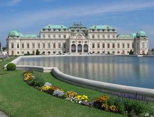 Muzeul Belvedere Viena 2