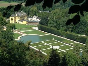 Palatul Hellbrunn Salzburg