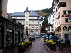 St Moritz Centru