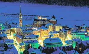St Moritz Elvetia
