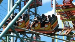 Super Roller Coaster Prater