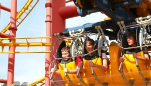 Volare Prater Flying Coaster